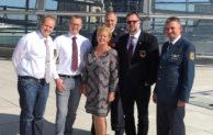 DLRG Gummersbach e.V. zu Besuch im Deutschen Bundestag