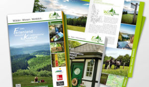 Neuer Katalog macht Lust auf das Ferienland Reichshof