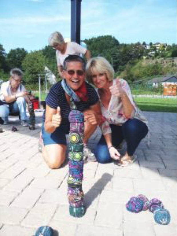 Photo of RoadShow Kreissportbund Oberberg e.V. gastiert auf Familienwochenende