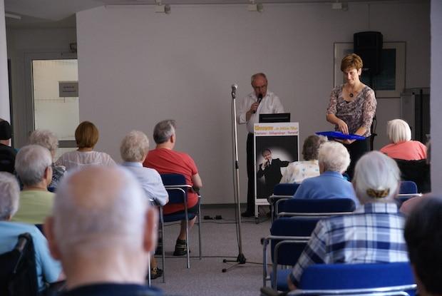 Photo of Wiehl: Schlagerlotto  im Seniorenzentrum Bethel