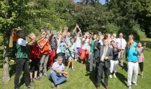 Reichshof: Senioren bewegt unterwegs in Eckenhagen