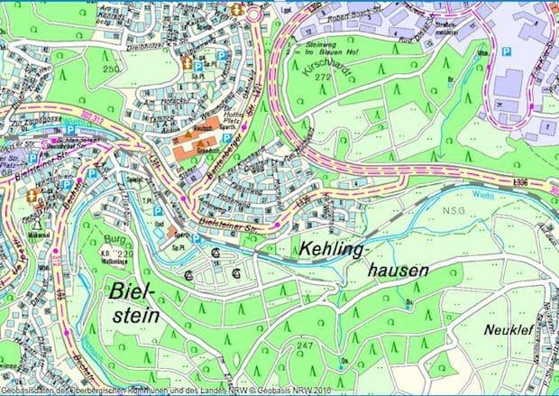 Photo of Bau der Rettungswache in Wiehl-Bielstein: Geänderte Verkehrsführung auf der L 336