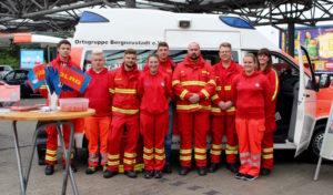 Bergneustadt: DLRG stellt neues Einsatzfahrzeug vor