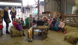Bundesweiter Vorlesetag 2016: Bildungsbüro ruft zum Vorlesen auf