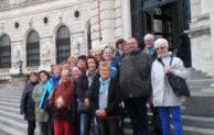 A CAPPELLA auf Konzertreise in Wien