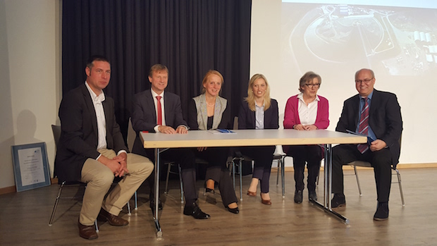 Photo of Kooperation der Freien Christlichen Bekenntnisrealschule mit dem Bergischen Abfallwirtschaftsverband