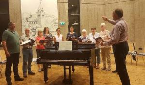 Neuer Morsbacher Kammerchor bestreitet Benefizkonzert für die Orgel