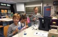 Forscher-Ferien an der Gesamtschule Waldbröl
