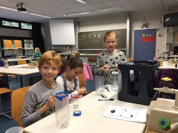 Photo of Forscher-Ferien an der Gesamtschule Waldbröl