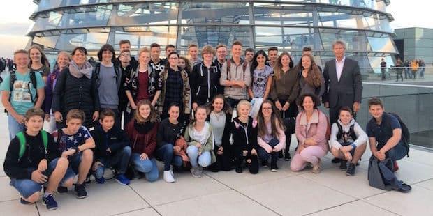 Photo of Flosbach empfängt 200 Schülerinnen und Schüler in zwei Tagen