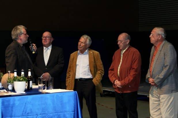 Ehrenmitglieder Foto: Sven Oliver Rüsche
