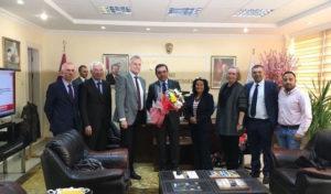 Türkeireise: Freundschaftsbesuch in Kirsehir