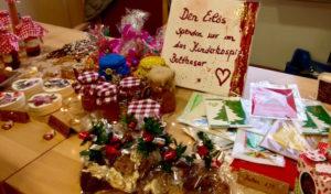 Kunsthandwerkermarkt im AWO Seniorenzentrum Dieringhausen