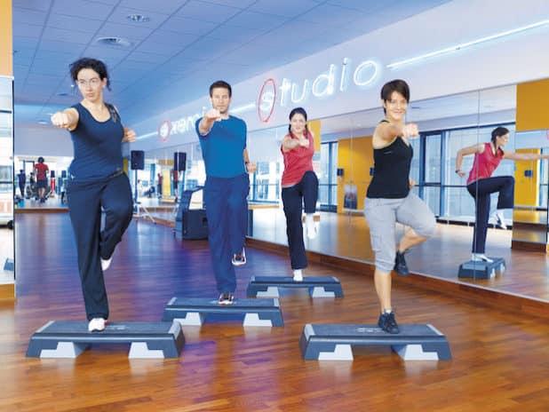 Auf Platz eins der körperlichen Betätigungsformen in Deutschland lag im letzten Jahr Fitness mit über neun Millionen Mitgliedern in Fitness- und Gesundheitsanlagen. (Quelle: djd/BSA-Akademie)