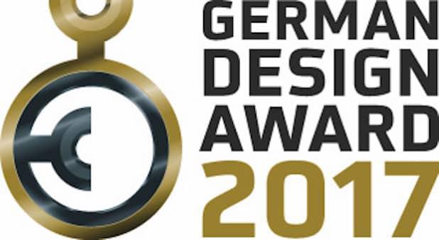 "Logo ""German Design Award 2017: Winner"" (Foto: German Design Award)"