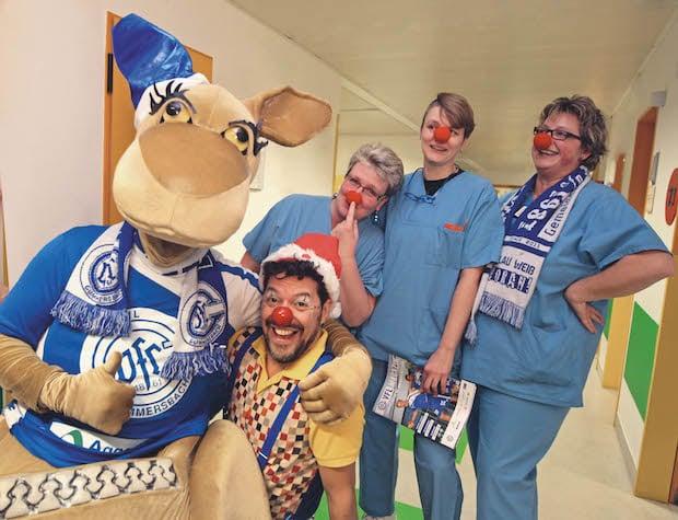 Photo of Gummersbach: Handballer möchten Freude schenken