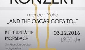 Klangwerk Morsbach – Konzert am 03. Dezember in der Kulturstätte Morsbach