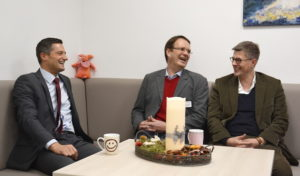 Marienheide: Eröffnung 'Station Lungwitz' im Zentrum für Seelische Gesundheit