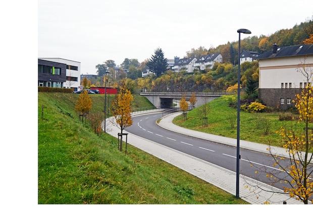 Photo of Gummersbach feiert am 18. November 2016 die Komplettierung des Innenstadtrings