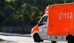 Nümbrecht – Körperlicher Mangel führte zu einem Verkehrsunfall mit zwei schwer Verletzten