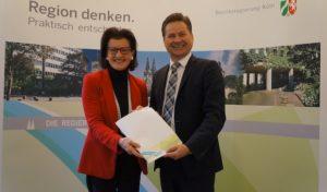 Jetzt geht's los  – Stadt Wiehl erhält 5,1 Mio. € vom Land für das integrierte Handlungskonzept