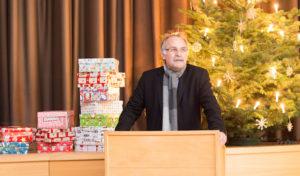 250 Weihnachtspäckchen für Kinder in Radevormwald und Wipperfürth
