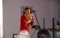 Wiehl: Panflötenkonzert im Seniorenzentrum
