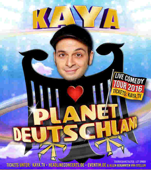 Photo of Kaya Yanar: Planet Deutschland – Ticketverlosung