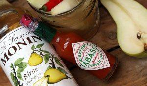 Trend-Cocktails verwöhnen jetzt mit süßen Früchten und pikanter Note