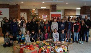 TOB Wiehl sammelt Spenden für die Tafel Oberberg
