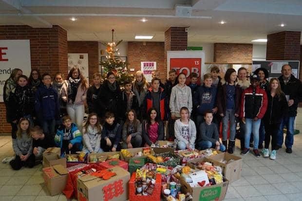 Photo of TOB Wiehl sammelt Spenden für die Tafel Oberberg