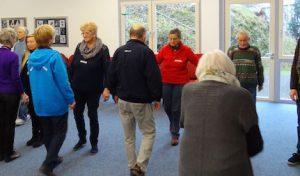 Senioren stark machen –  KSB Oberberg entwickelt ein neues Selbstsicherheitskonzept