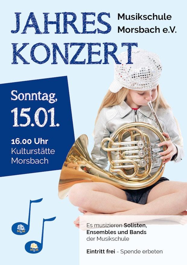 Photo of Großes Jahreskonzert der Musikschule Morsbach e.V.