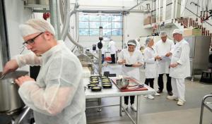 Beste Berufsaussichten in der Lebensmittelindustrie