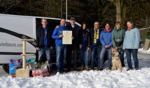 BSV Bielstein spendet erneut Futter für Tierheim Koppelweide