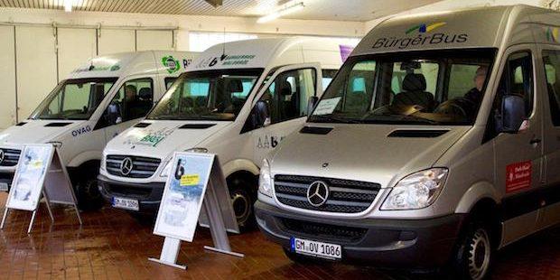 Waldbröler Bürgerbus mit neuem Fahrplan