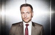 Besuch des FDP-Bundesvorsitzenden Christian Lindner in Wipperfürth