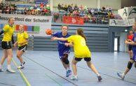 Gummersbach: Landesfinale der Handball-Schulmeisterschaften