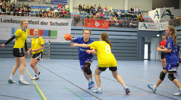 Photo of Gummersbach: Landesfinale der Handball-Schulmeisterschaften