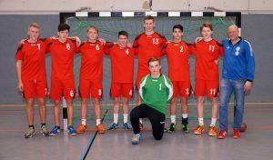 Handballer der GE Marienheide erreichen die Bezirksendrunde