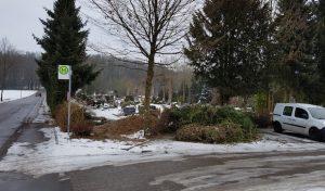 CDU in Linde setzt sich für den Friedhof ein