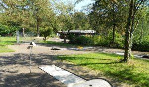 Gemeinde Lindlar sucht weiterhin neuen Pächter für  die Minigolfanlage mit Kiosk im Freizeitpark