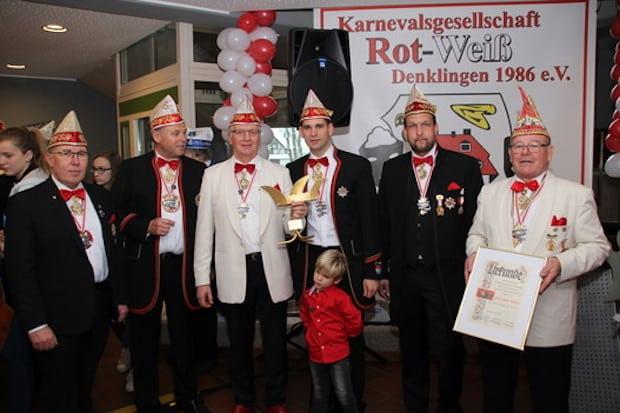 """Photo of """"Köbes"""" Köckerling überraschte seinen Nachfolger"""