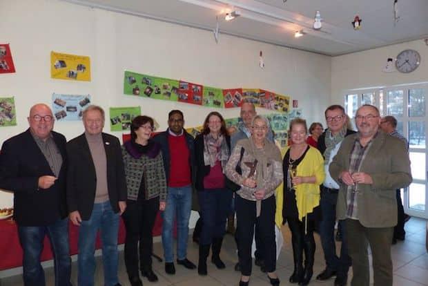Photo of Neujahrsempfang beim Förderkreis für Kinder, Kunst & Kultur