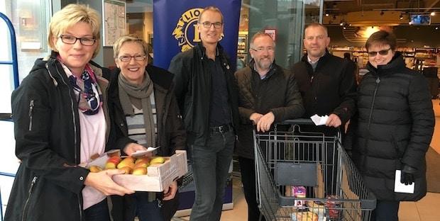 Photo of Erfolgreiche Spendenaktion im EDEKA Markt in Bergneustadt