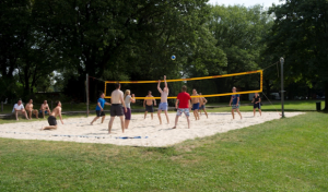 "Gummersbach: ""Sport meets Inseltour"" Gruppenhelferausbildung auf Juist"