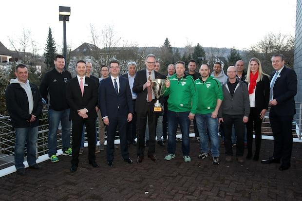 Photo of HSC-Jubiläum in Grötzenberg – die Gruppen sind ausgelost!