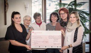 Marienheide: Azubis spenden für Hospizarbeit