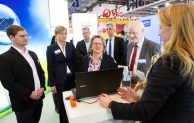 :metabolon auf der E-world energy & water 2017 in Essen