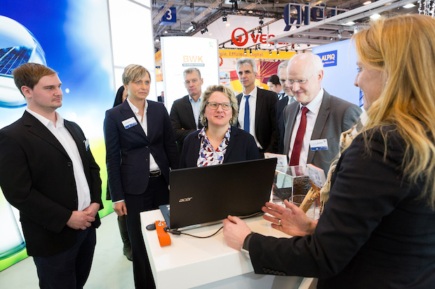 Photo of :metabolon auf der E-world energy & water 2017 in Essen